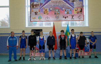 Областной турнир по тяжёлой атлетике памяти воинов-десантников