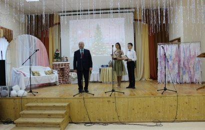 Новогодняя ёлка главы Таловского муниципального района